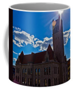 Parkersburg Courthouse Coffee Mug