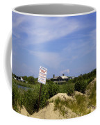 Parking By Permit - Town Of Southhampton Coffee Mug