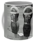 Parking Meters Coffee Mug