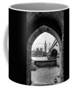 Parliament Through An Archway Coffee Mug