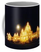Parliment Building Victoria Coffee Mug