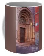 Parma Baptistery Doorway Coffee Mug