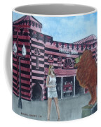 Amber At Parque De Bombas Ponce Pr Coffee Mug