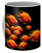 Parrot Fish Coffee Mug