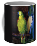 Parrot Coffee Mug by George Wesley Bellows