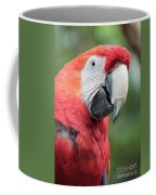 Parrot Profile Coffee Mug