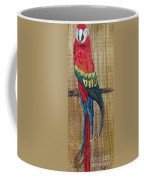 Parrot - Scarlet Macaw Coffee Mug