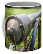 Parrott Rifle Coffee Mug
