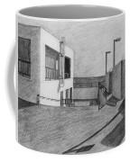 Part Of School Building Coffee Mug