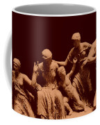 Parthenon Sculpture Coffee Mug