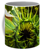 Partial Eclipse Of The Sunflower Coffee Mug
