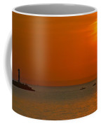 Partial Eclipse Coffee Mug by Frozen in Time Fine Art Photography