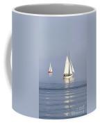 Parting Fog Coffee Mug by Paul Tagliamonte