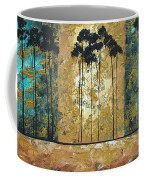Parting Of Ways By Madart Coffee Mug
