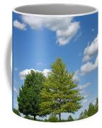Partly Cloudy Day Coffee Mug