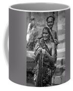 Partners Bw Coffee Mug