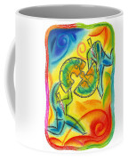 Partnership Coffee Mug by Leon Zernitsky