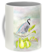 Partridge In A Pear Tree Coffee Mug