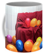 Party Balloons Coffee Mug