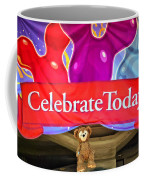 Party Bear Coffee Mug