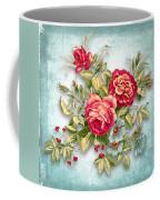 Party Of Flowers  Coffee Mug