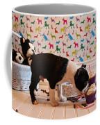 Party On Puppy Coffee Mug