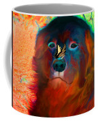 Party Pyrenees Coffee Mug by Ericamaxine Price