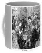 Party Toast, 1872 Coffee Mug