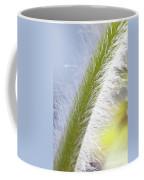 Pasqueflower Stem  Coffee Mug