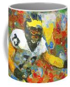 Pass Block In Color Coffee Mug