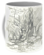 Passageway At Elephant Rocks Coffee Mug