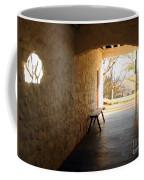 Passageway At Monticello Coffee Mug