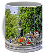 Passenger Cars Only - Central Park Coffee Mug