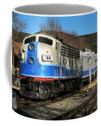 Passenger Train Coffee Mug