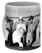 Passengers On Ship, 1912 Coffee Mug
