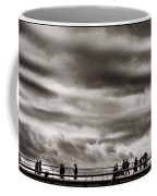 Passing Clouds Coffee Mug