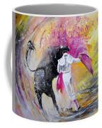 Passing Pink Coffee Mug