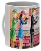 Passing The Time Coffee Mug