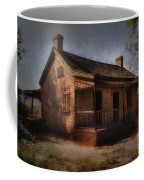 Passing The Time Coffee Mug by Sandra Bronstein