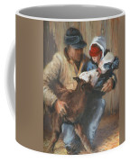 Passing The Torch Coffee Mug