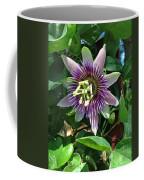 Passion Flower 4 Coffee Mug