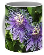 Passion Flowers Coffee Mug