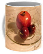 Passion Fruit And Pomegranate Coffee Mug