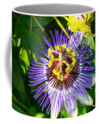 Passion Fruit Flower Coffee Mug