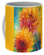 Passion Coffee Mug by Talya Johnson