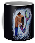 Passionate Mermaid Coffee Mug