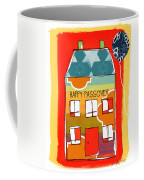 Passover House Coffee Mug by Linda Woods