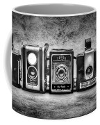 Past Cameras Coffee Mug
