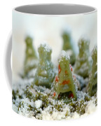 Pasta Christmas Trees Coffee Mug
