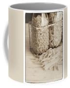 Pasta Sepia Toned Coffee Mug by Edward Fielding
